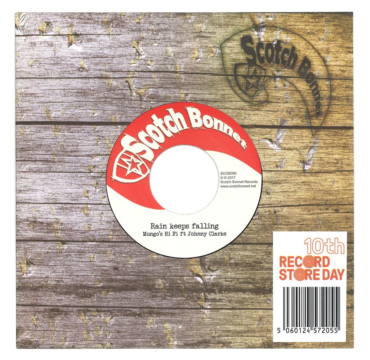 deejay de - Scotch Bonnet