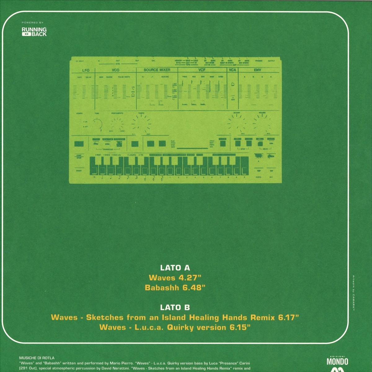 yoshio suzuki – touch of rain (1986)