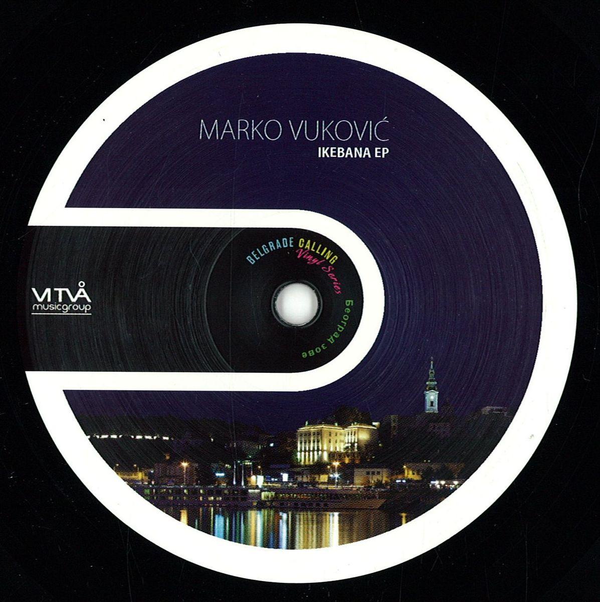 Marko Vukovic Ikebana Vi Tva Vitbg001 Vinyl