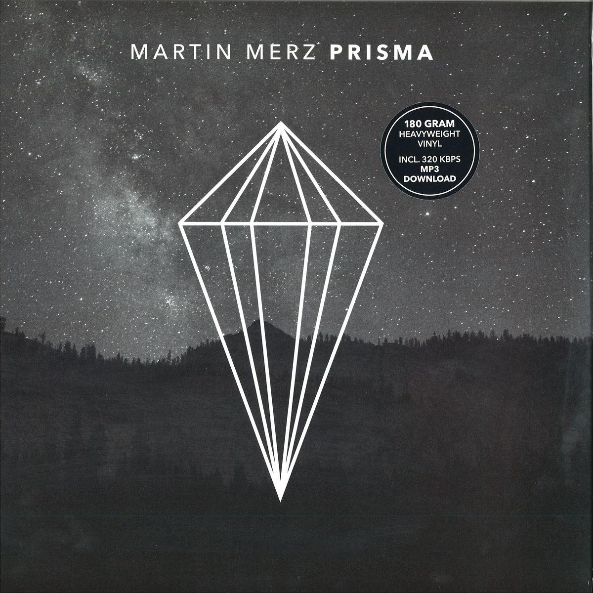 Martin Merz Prisma Vordergrundmusik Vgm008 Vinyl