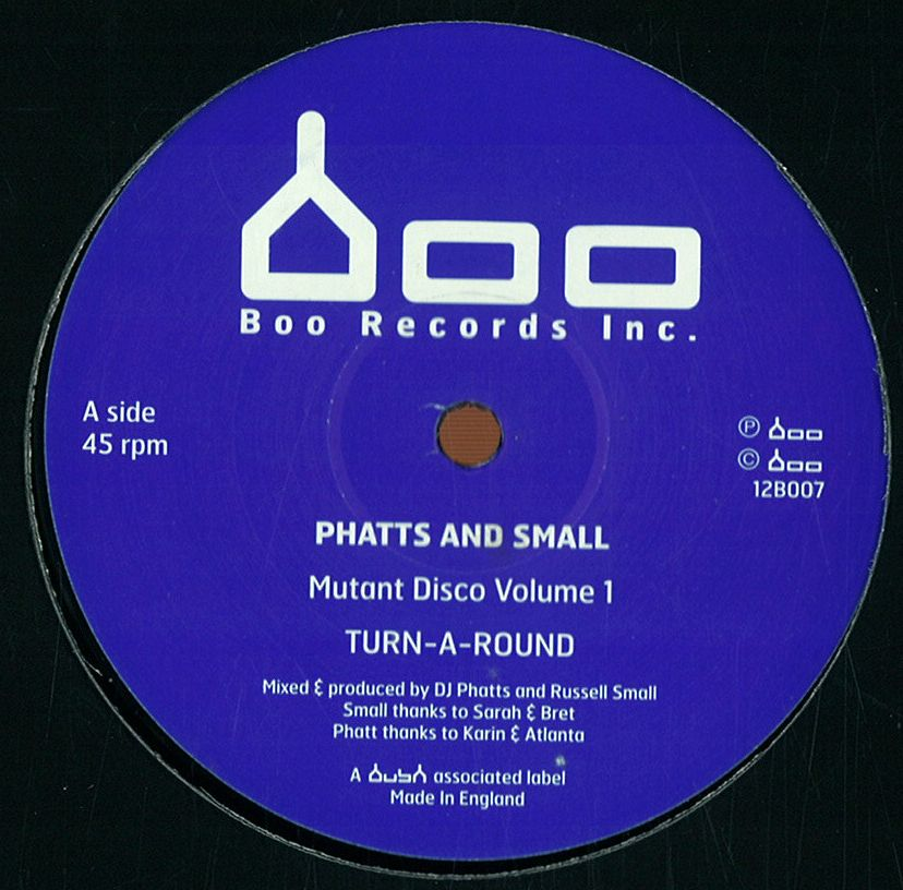phats & small mutant disco