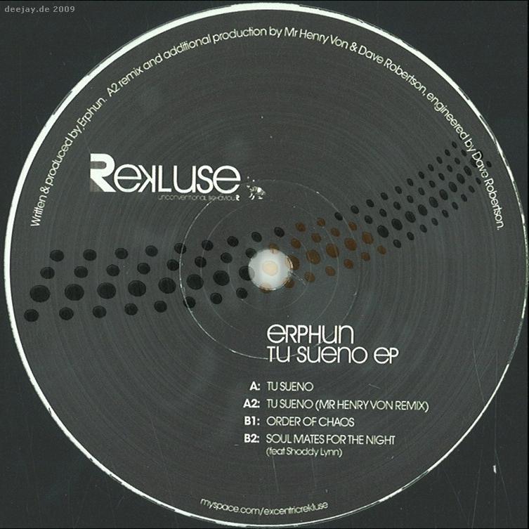 Erphun - Tu Sueno EP
